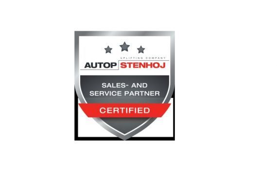 AutopStenhoj Certified sales- and service partner