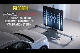 ADAS - Advanced Driver Assistance Systems - Corghi